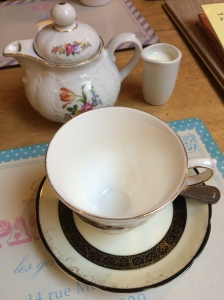 Lovely china tea set