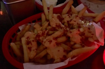 Bacon Bacon fries